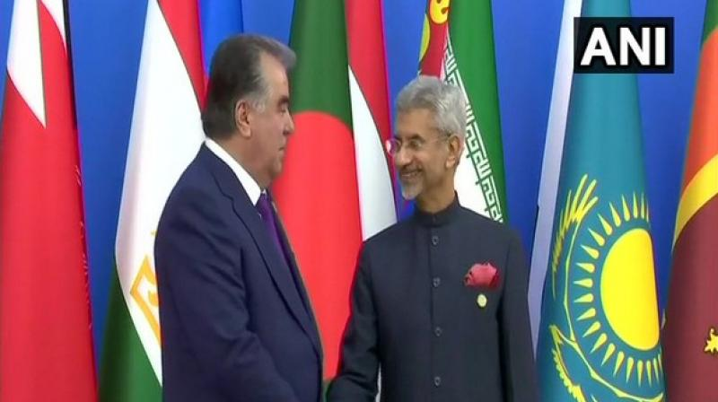 During the summit, CICA leaders are likely to deliberate on the existing and emerging issues of common concern to the members and underline implementation of confidence-building measures for developing Asia into a prosperous, secure and peaceful region. (Photo: ANI)