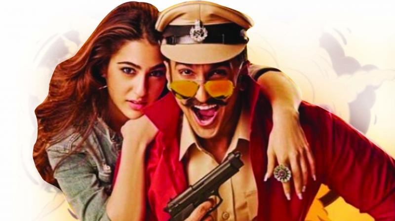 Simmba, a movie based on the 2015 Telugu hit, Temper (starring Jr NTR, i.e. N.T. Rama Rao's grandson), is a crass, cynical, coldly-manipulative, morally-repugnant enterprise that uses a rape to carve out a hero by giving him raison d'etre.