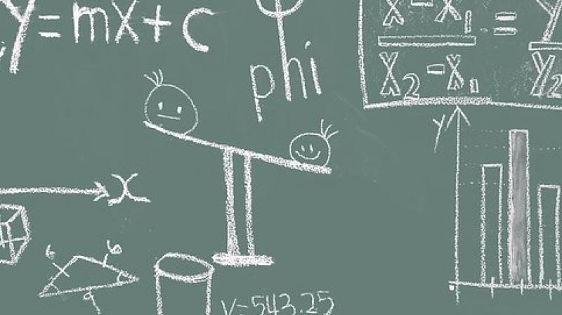 While the subject has remained among the most difficult ones, understanding it now has become easier with interactive teaching methods. (Photo: Pixabay)