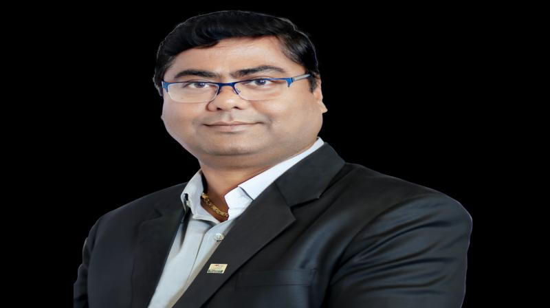 Thakur Anup Singh, Founder & CMD of Marg ERP Ltd.