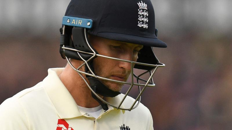 England captain Joe Root has declared himself free of any Ashes hangover as he looked to revive his fortunes and those of his team in the two-Test series in New Zealand starting on Thursday. (Photo:AFP)
