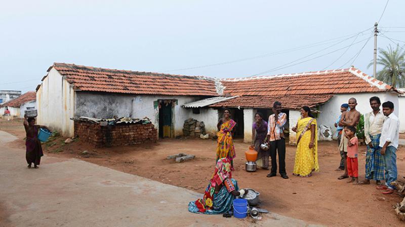 An Indian village. (Photo: AFP/Representational)