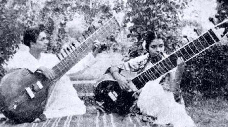 Ravi Shankar and Annapurna Devi had separated after two decades of marriage. (Photo: YouTube screengrab)