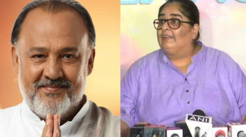 Vinta Nanda has credited Tanushree Dutta for courage in opening up against Alok Nath.
