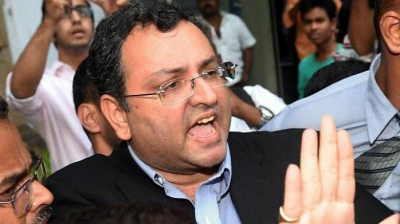 Cyrus Mistry was removed as Tata Sons chairman on October 24 last year.