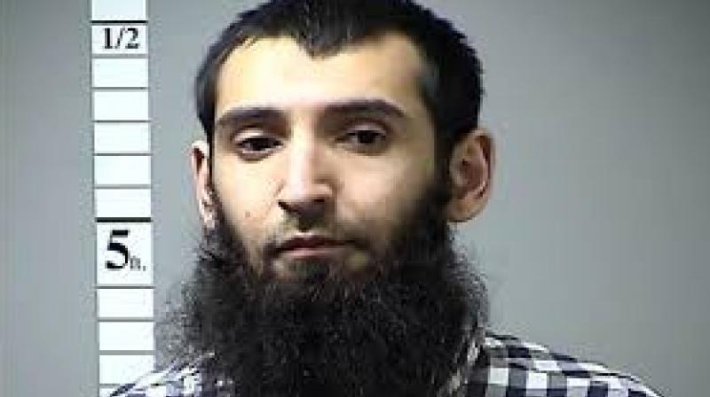 Saifullah Saipov was an Uber driver in New Jersey. (Photo: AFP)