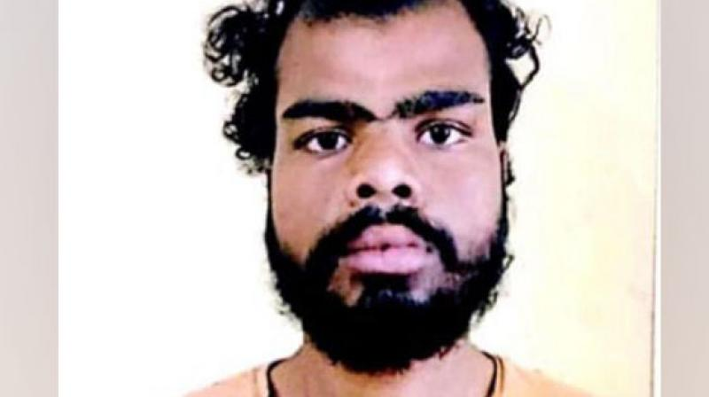 According to the police, the 26-year-old became an alcoholic when his wife left him in 2017. (Photo: ANI)