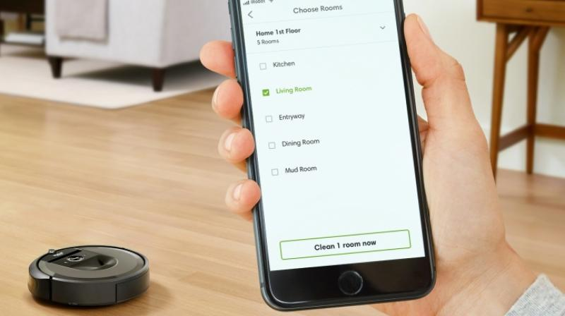 After the devices are finished cleaning, users can also view the Clean Map reports in their iRobot HOME App to see which areas have been cleaned and other relevant details