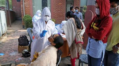 India reports 31,382 new COVID-19 cases