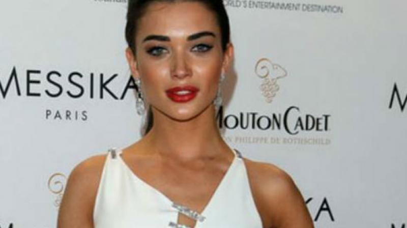 Amy Jackson will be seen in '2.0' next year.