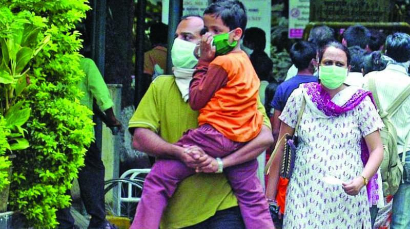 According to medical experts, many patients ignore the primary symptoms of swine flu. Medical experts have appealed people to recognise the symptoms as soon as possible.