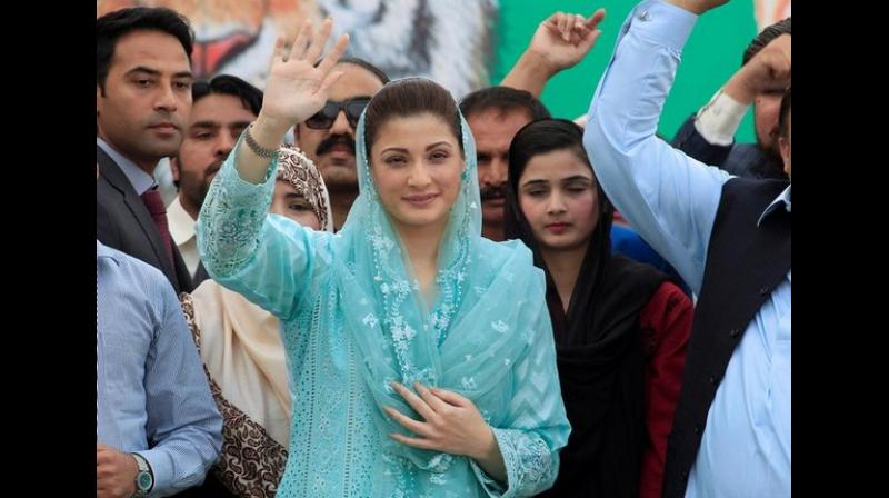 'The memorandum issued on August 20, 2018, was illegal. I have been regularly appearing in the courts and therefore, I should be granted permission to travel abroad till a final verdict on the petition,' Maryam argued in her petition. (Photo: ANI)