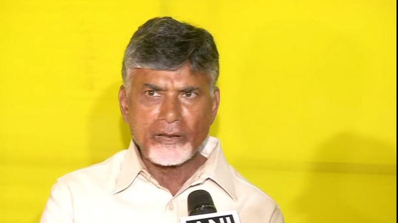 Andhra Pradesh Chief Minister N Chandrababu Naidu on Tuesday alleged that Electronic Voting Machines (EVMs) are vulnerable to 'hacking and programming errors'. (Photo: File)