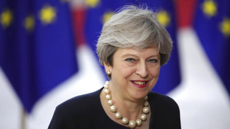 UK Prime Minister Theresa May (Photo: AP)