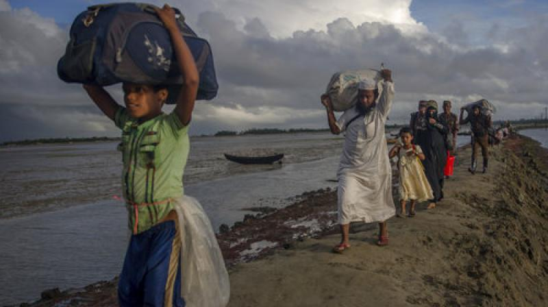 The Arakan Rohingya Salvation Army (ARSA) announced the ceasefire from Sept. 10 in order, they said, to facilitate aid deliveries to Rakhine State. (Photo: AP)