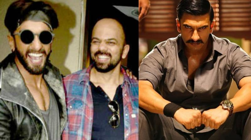 Ranveer Singh and Rohit Shetty had previously worked together on an advertisement.