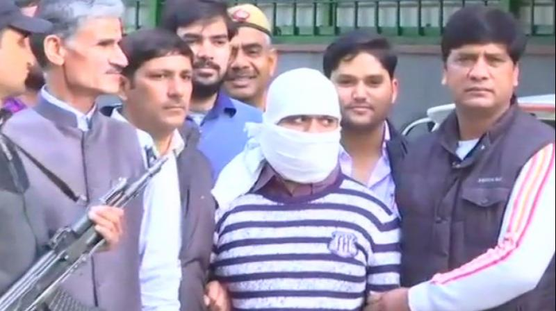 During the encounter in Batla House at Jamia Nagar in south Delhi on September 19, 2008, two suspected terrorists, identified as Atif Amin and Mohammed Sajid, were killed while Inspector Sharma of Special Cell received gun shot. — YouTube