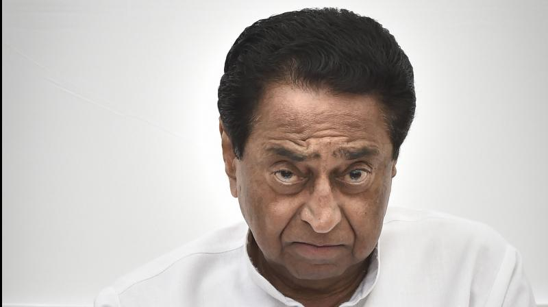 Congress leader Kamal Nath. (PTI)