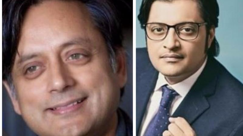 The court had earlier said the journalist could put out stories stating the facts related to the investigation of Pushkar's death but could not call Tharoor 'a criminal'. (Photo: Twitter)