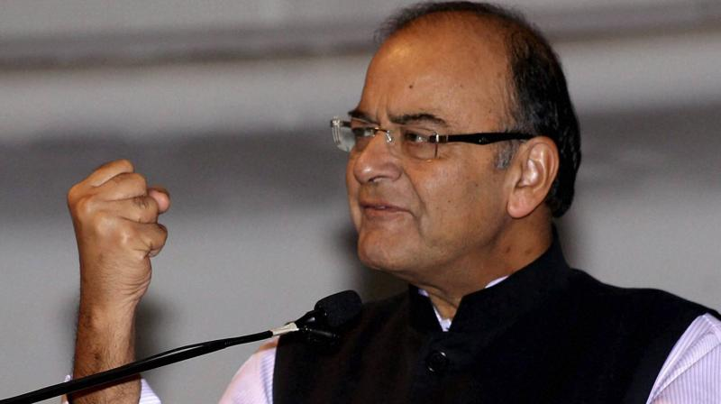 Finance minister Arun Jaitley. (Photo: PTI)