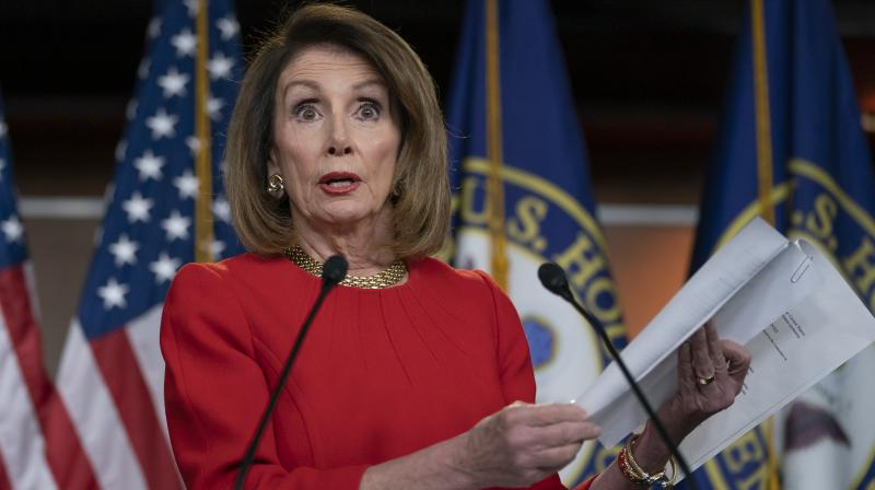 The details of the 400-page report - which could come out with heavy redactions - could determine whether Democrats in Congress pursue impeachment of the president. (Photo:AP)