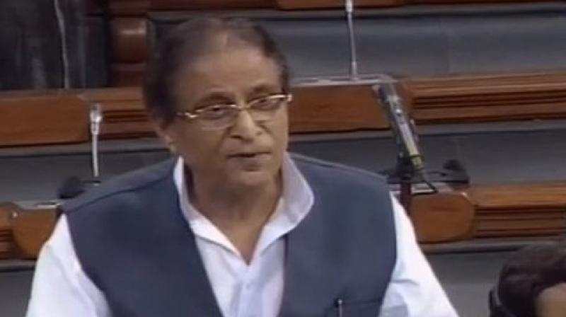 The same year, Azam Khan went to jail during Emergency. (Photo: File)