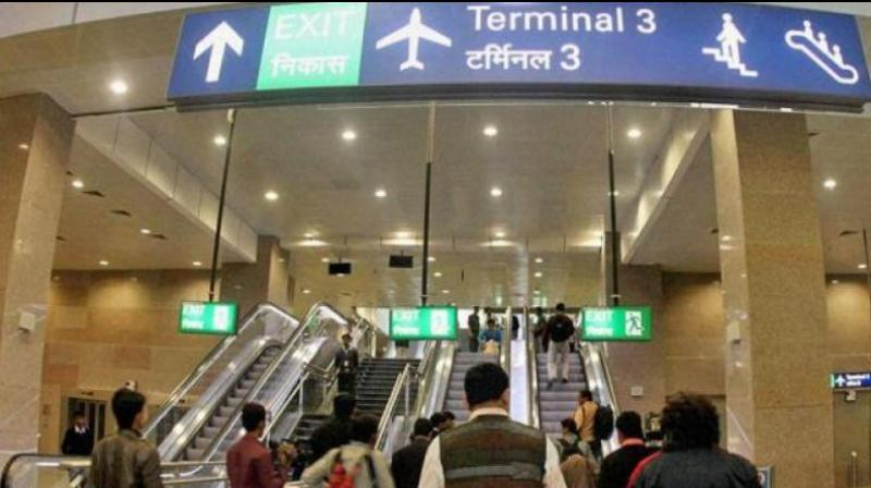 Entering an airport terminal without a valid ticket is illegal under Indian aviation rules. (Photo: Representational)