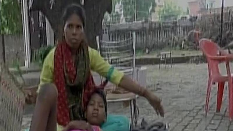 Unable to cope with expensive cancer treatment, mother of 10-year-old patient writes to President demanding euthanasia. (Photo: Twitter   ANI)