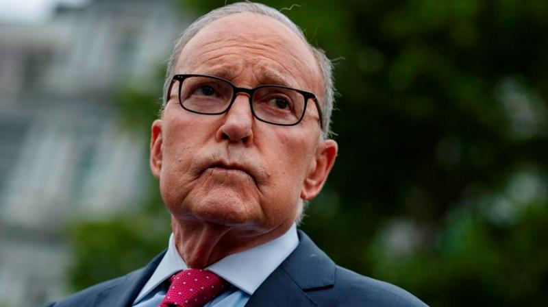 Kudlow discounted the notion that next year's election increases the urgency for President Donald Trump to conclude the trade war. (Photo: AP)