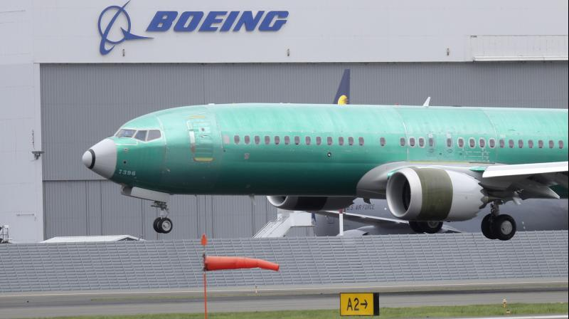 Boeing has said it aims to win approval to resume flights early in the fourth quarter. (Photo: AP)