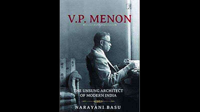 VP Menon: The Unsung Architect of Modern India