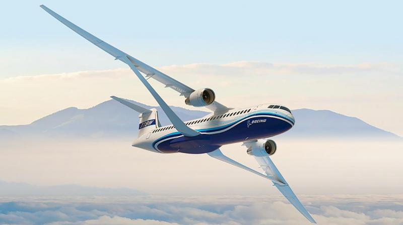 Airbus is also looking at hybrid-electric technology for future passenger aircraft generations.