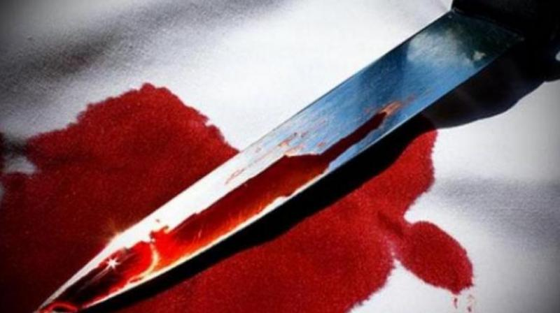 A 15-year-old girl and her boyfriend stabbed her father to death in his sleep and set him ablaze for objecting to their relationship, police said on Monday. (Representational Image)