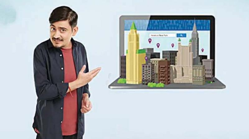 In house: Trivago's Abhinav Kumar says that they wanted a normal-looking person for their ads