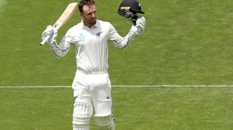 Tom Blundell has a simple plan for opening the innings for New Zealand in the second test against Australia that starts on Thursday at the Melbourne Cricket Ground. (Photo:AFP)