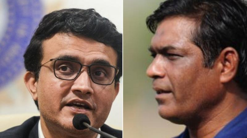 Former Pakistan skipper Rashid Latif feels the four-nation tournament proposal revealed by BCCI president Sourav Ganguly will 'flop' like the 'Big Three model'. (Photo:AFP)