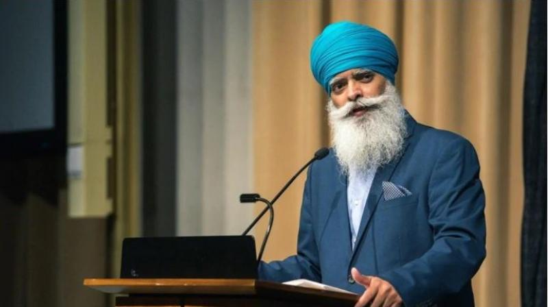 Despite feeling hurt by the jibe, Singh says education is a much better way forward than punishment. (Photo: Facebook | ravisinghkhalsaaid)