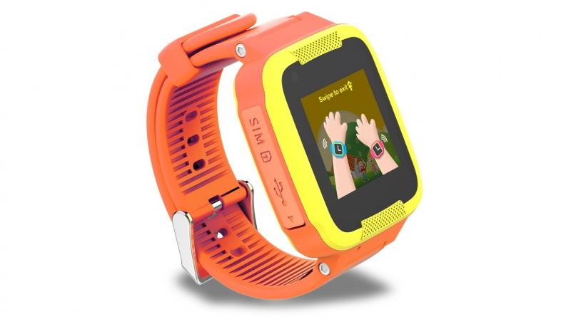 The Jelly kids watch is priced at Rs 2,499.