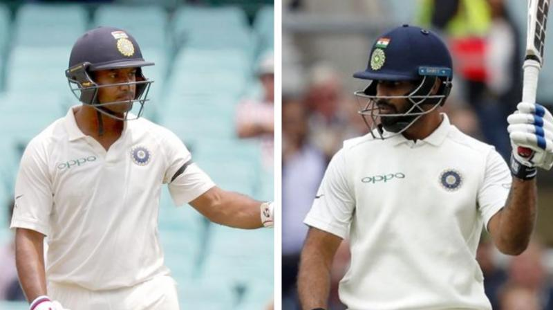 The Indian team is currently the number one Test side in international cricket. (Photo: AFP)