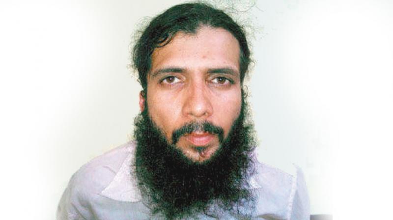 Yasin Bhatkal (Photo: PTI)