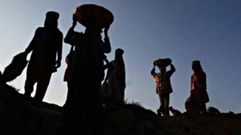 NREGA may be crucial for Modi government's efforts to quell farm distress. (Representational image)