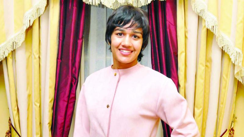 As the counting of votes in Haryana assembly polls began on Thursday, wrestler and BJP candidate, Babita Phogat voiced confidence of winning from Dadri assembly constituency. (Photo: File)