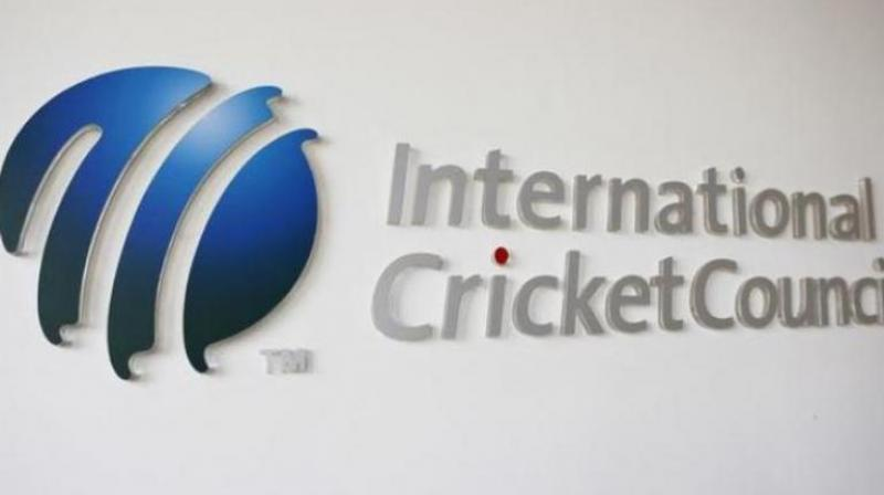 International Cricket Council (ICC) on Monday scrapped the boundary count rule and in case of a super over tie there will be a repeated super over until one team has more runs than the other. (Photo: ICC/Twitter)