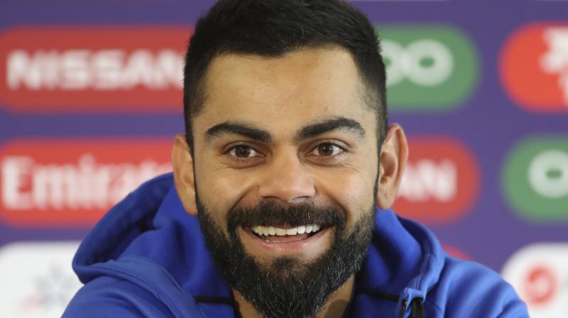 Reflecting on the Indian bowling attack, Kohli said his boys have shown a lot of character, especially in low-scoring matches. (Photo: AP)