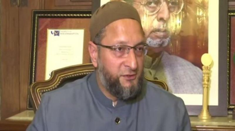 AIMIM's official 'Tik Tok' account has more than 7,000 followers and more than 60,000 likes on its close to 75 videos. (Photo: ANI)