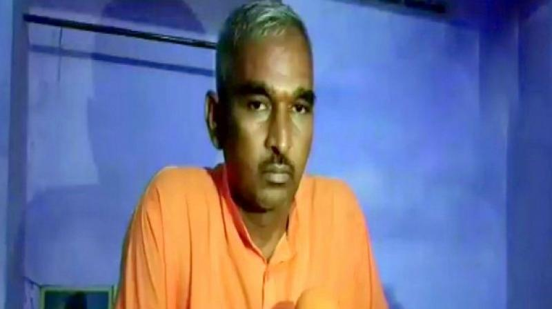UP BJP MLA Surendra Singh said Hindus will become a minority if there is 'no balance' in population control. (Photo: ANI)