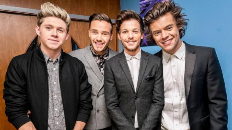 Donald Trump once kicked out boy band One Direction, here