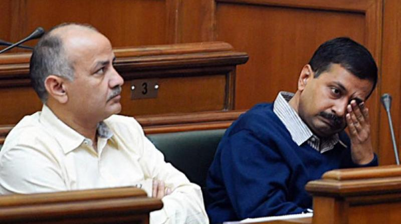 The EC report further stated that AAP has taken accommodation entries from hawala operators to tune of Rs 2 crore, which, EC said, have been wrongly disclosed as voluntary donations by the AAP. (Photo: File | PTI)