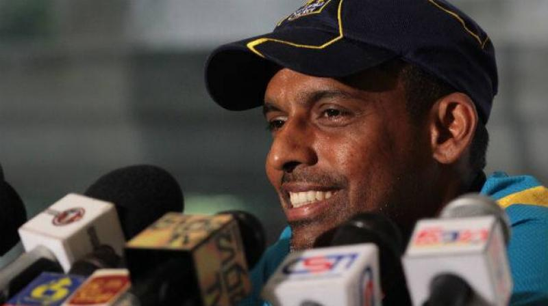 Former Sri Lankan batsman Thilan Samaraweera, who is working with the visiting New Zealand team as a batting consultant has applied for the same job with the Indian cricket board, it is learnt here. (Photo: AFP)