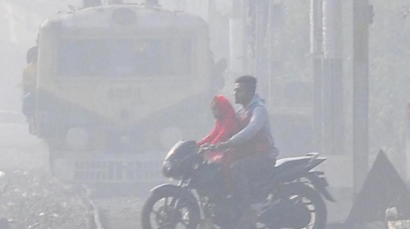 13 trains had to be cancelled due to poor visibility while 21 trains are running late. (Representational Image)